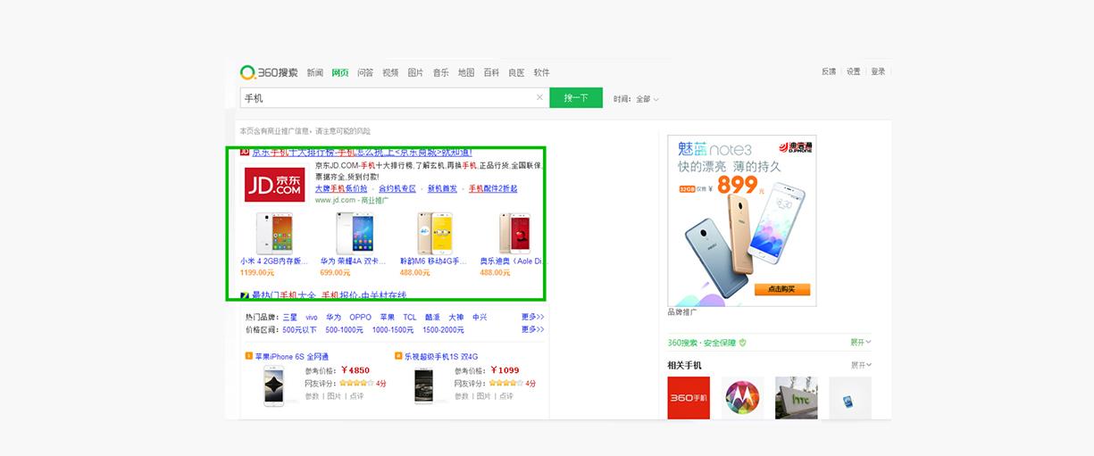 360搜索广告案例4
